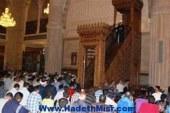 خطباء المساجد بالقليوبية: بر الوالدين من طاعة الله