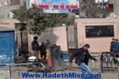 النائب العام يأمر بالتحقيق الفوري في تفجير قسم شبرا أمس