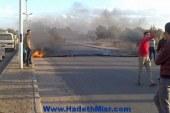 حريق بمدينة راس غارب دون اصابات