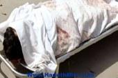 مصرع المتهم بقتل ربة منزل في بنها