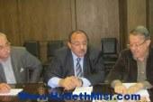محافظ القليوبية يشكل لجنة لحصر المضارين خلال أحداث عرب شركس بالقناطر