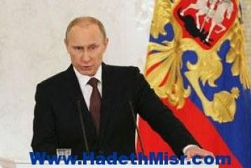 بالفيديو..إجبار رئيس تليفزيون أوكرانيا على الاستقالة لبثه كلمة بوتين