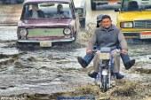 إنهيار المنازل و نفوق المواشي و هروب المواطنين خوفا من الغرق باسيوط