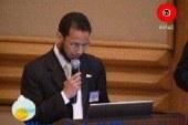 """أشرف السيد: """"150"""" شاب وفتاة يشاركون ببرنامج """"المشروع"""" بالفيوم الفيوم/ محمد زهران"""