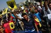 مظاهرات بمصر رفضا للانقلاب ولترشح السيسي