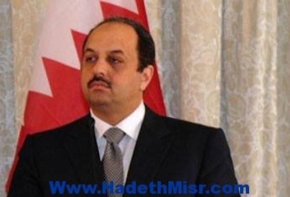 «المحور»: وزير خارجية قطر ينسحب من القمة العربية.. ويسب الصحفيين المصريين