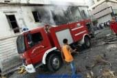 سيارة مفخخة تقتل 5 عسكريين على الأقل  في بنغازي