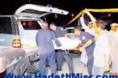 وفاة شخص  أثر حادث مروع على طريق البدارى