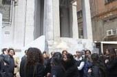 """يهود مصر يشيعون """"نائبة رئيستهم"""" وسط تواجد أمني"""