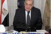 قانون الانتخابات امام عدلى منصور والابقاء على شرط المؤهل العالى.