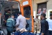 مصرع ضابطين بالقوات المسلحة وإصابة رائد شرطة بالقليوبية