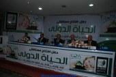 بالصور …محافظ سوهاج  ورئيس الجامعة ووكيل الصحة يفتتحون مستشفى الحياة الدولي