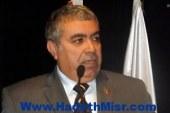 طارق مهدى:إصابتى بسيطة.. والرصاصة جاءت من مجند بطريق الخطأ