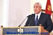 قرار المستشار عدلى منصور  خلال ساعات يمنع النظامين السابقين من الوصول لكرسى الحكم