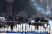الأهالى تشتبك مع طلاب الإخوان بالمنصورة بعد خروجهم للشارع