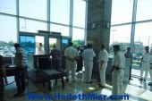الأجهزة الأمنية بمطار الغردقة الدولى تحبط تهريب 25 ألف يورو بحوزة سائح فرنسى