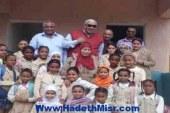 رئيس مدينة مرسى علم يتفقد مدارس المدينة مع بداية الفصل الدراسى الثانى