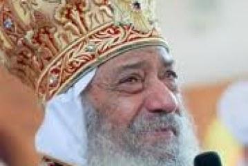 الاثنين القادم ذكرى وفاة البابا شنودة الثالث