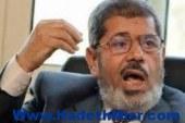 «مرسى» يهدد باغتيال «السيسى» ويؤكد لـ«حراسه»: ماتنسوش اللى حصل لـ«السادات»