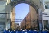 إضراب تلاميذ مدرسة دير شو بأبنوب أسيوط عن الدراسة لليوم الثامن