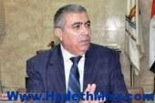 """محافظ الإسكندرية يعاين موقع إنهيار """"مقهى سموحة"""""""