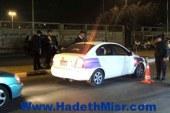 أمين شرطة بالبحيرة يتهم 3 أشخاص بالتعدى عليه