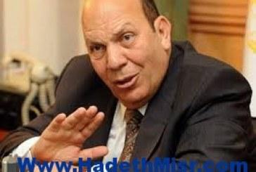 عادل لبيب:275 مليون جنية لدعم خدمات قرى بالصعيد