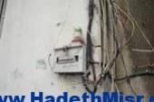 عمال الإنشاءات يغلقون محطة كهرباء بالسويس للمطالبة بتعيينهم