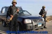 استشهاد 5 فى إطلاق نار على كمين الشرطة العسكرية بمسطرد