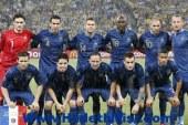فرنسا تدك هولندا بثنائية ودية