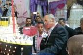 بالصور .. محافظ البحر الأحمر يفتتح معرض التعليم الفنى بمكتبة مصر العامة