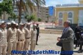 محافظ البحر الأحمر  يطالب الأمن بتحمل الأمانة والمسئولية  لحماية المواطنين