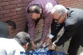 إعدام 60 عبوة ألبان فاسدة بإدارة طما التعليمية بسوهاج