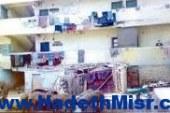""""""" أربع حيطان """" : محضر رسمي لمحافظ سوهاج بسبب إخلاء سكان عمارات الإيواء"""
