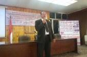 جامعة سوهاج بالتنسيق مع وزارة الشباب ينظمان دورات للتنمية البشرية للطلاب