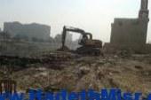 تنفيذ 24  قرار إزالة تعديات على أملاك الدولة بسوهاج