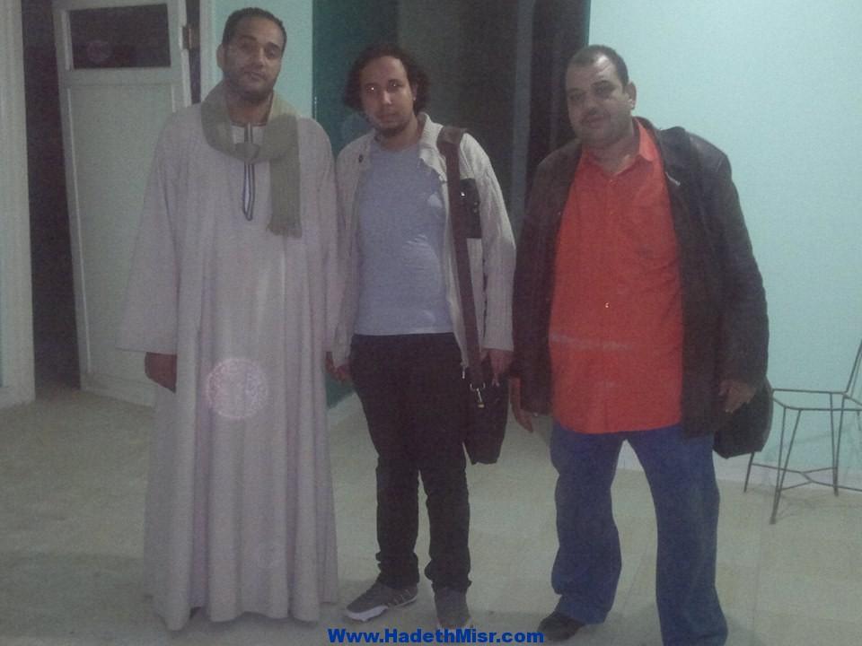 تمرد سوهاج : استملنا مقر حملة المتطوعين لدعم ترشيح السيسي رئيسا ً