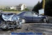 وفاة شابين واصابة 3 في حادث تصادم ميكروباص ومركبة توك توك بمركز منفلوط بأسيوط