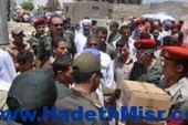 وصول أول دفعة مواد غذائية من الجيش لدعم أسر سوهاج المحتاجة