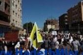 القبض على 3 أشخاص لمحاولتهم تنظيم مسيرة بدون إخطار مسبق في سوهاج