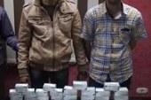 عاجل …..ضبط شخصين بحوزتهما 5000 قرص مخدر بالمنيا