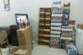 ضبط زجاجات خمور قبل بيعها بأسيوط