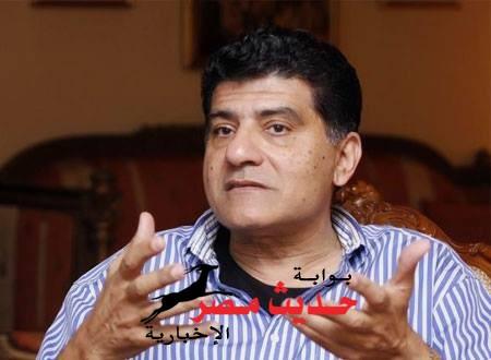 العالم المصرى محمد النشائى فى ضيافة بوابة حديث مصر الاخبارية