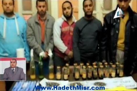 النيابة تحيل خلية «عرب العليقات» الإرهابية بالخانكة إلى الجنايات