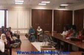 """إعلام الغردقة ينظم ندوة تحت عنوان """" المشاركة السياسية للمرأة و تحديات المرحلة """""""