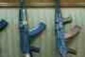 ضبط 17 قطعة سلاح و1048 طلقة نارية بحوزت عدة اشخاص بالمنيا