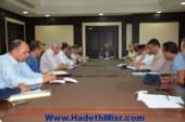 محافظ البحر الأحمر يجتمع مع الجهات التنفيذية  للإستعداد لإستقبال أعياد الربيع