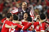 """بنفيكا يفوز على ألكمار ويحجز مقعداً في نصف نهائي """"الدوري الأوروبي"""""""
