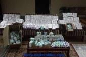 ضبط صيدلى بحوزته 3000 قرص مخدر متنوع و 250 قرص منشط جنسياً بالغردقة