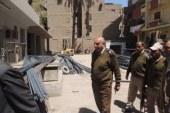 ضبط مخالفات تمونية بشركة الصيفى لتجارة مواد البناء